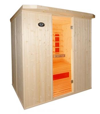 Saunas infrarrojos London 4 Plazas