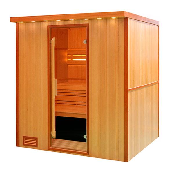 Sauna Vapor Oulu 4 Plazas