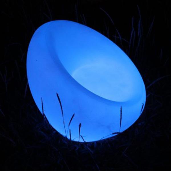 Sofá Luminoso  Lámpara LED