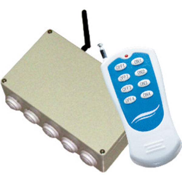 Unidad de Control de Focos RGB SCOM2