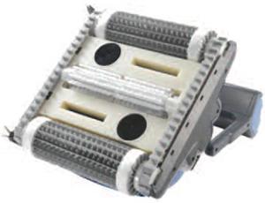 Limpiafondos Eléctrico Zenit 20 triple cepillado activo
