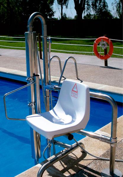Elevador para piscinas elva outlet piscinas for Outlet piscinas