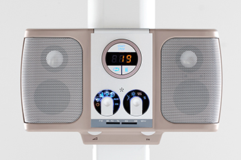 Solarium Innergize HP 8565 Radio MP3