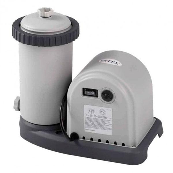 Depuradora Intex Cartucho Krystal 5.678 l/h