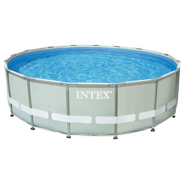 Piscina Ultra Frame Ø488x122cm Intex - Arena