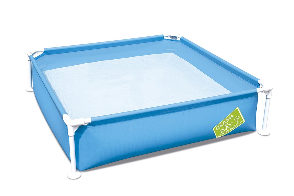Piscina Bestway First Frame Pool