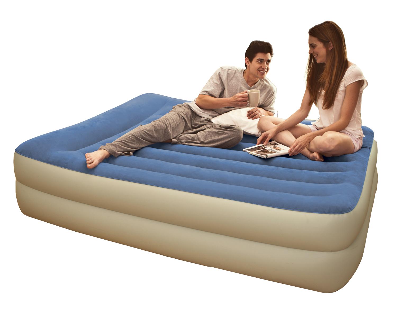 Colchón hinchable Pillow Rest Raised de Intex