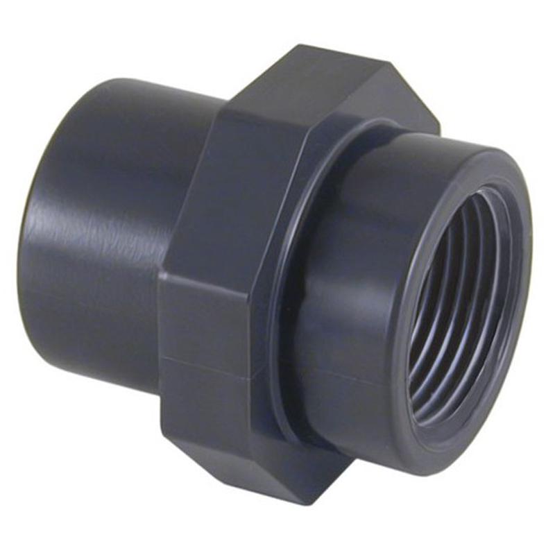 Adaptador mixto PVC