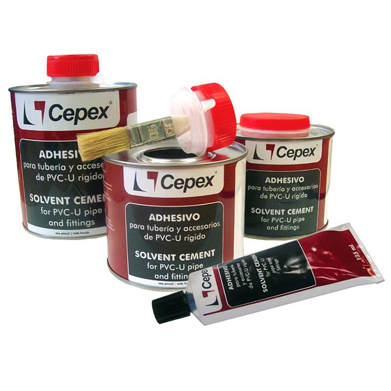 Adhesivo de PVC Cepex