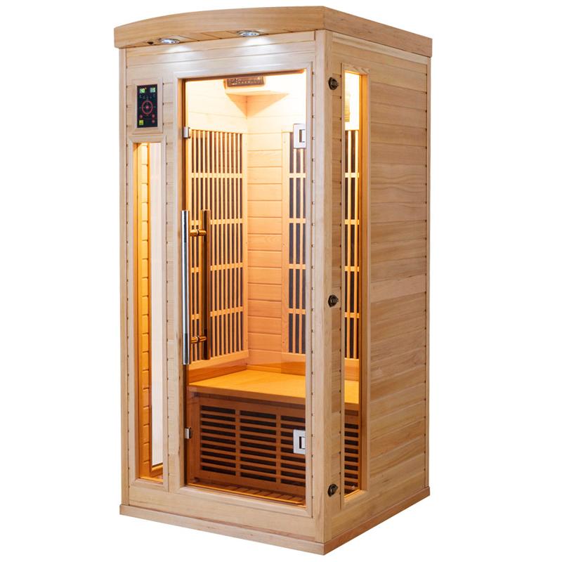Apollon Sauna Infrarrojos 1 Persona