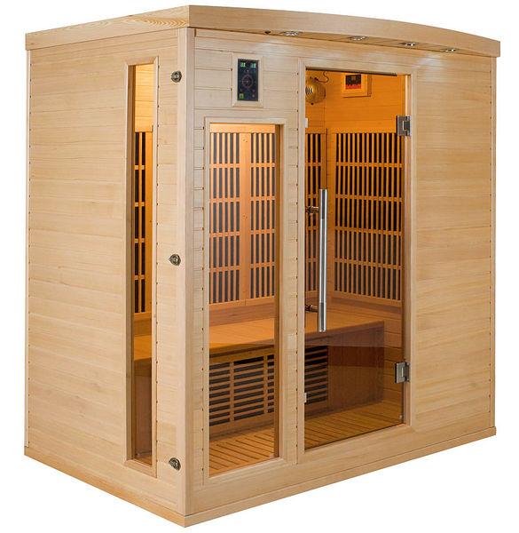 Sauna Infrarrojos Apollon 4 Personas