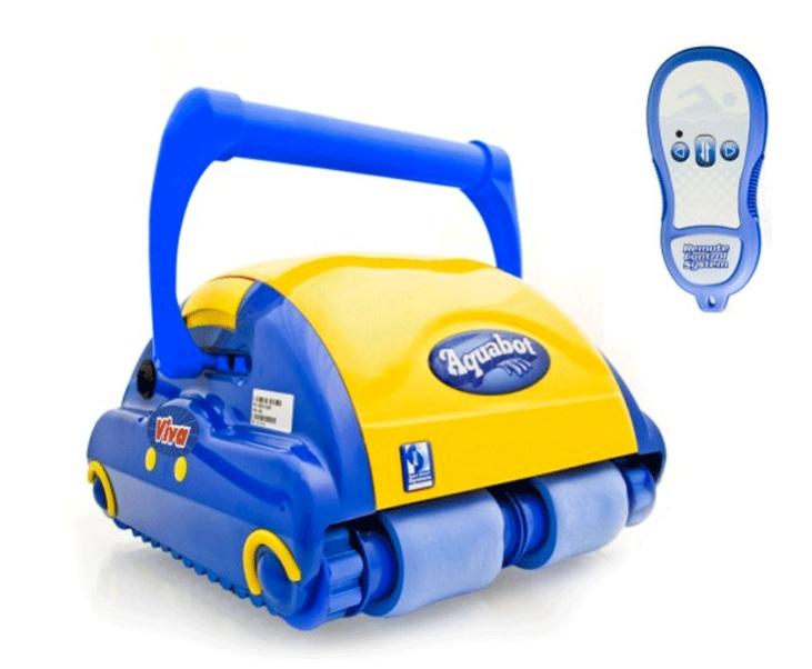 Limpiafondo Aquabot Viva