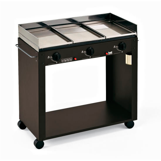Barbacoa personal grill F3 821 BST
