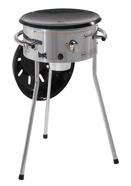 Barbacoa Grill Sombrero Movida BST