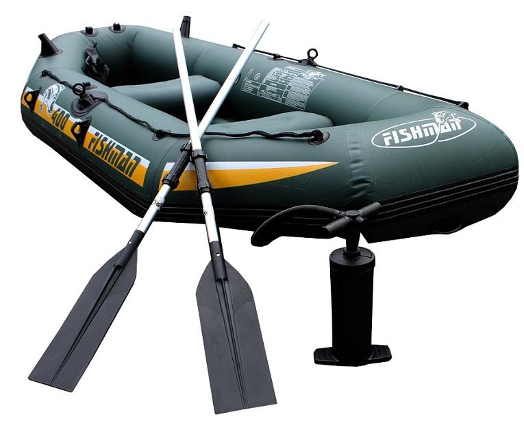 Barca Hinchable Fishman 2 400