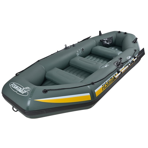 Barca Hinchable Fishman 2 500