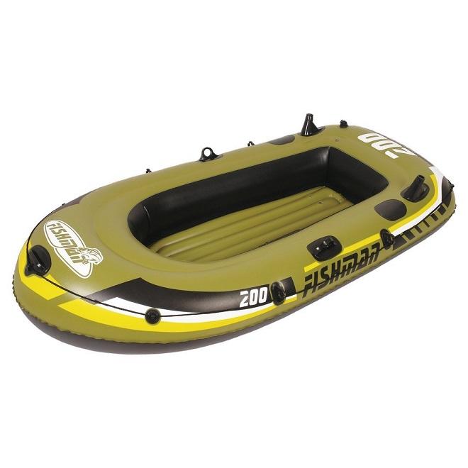 Barca Hinchable Fishman 200
