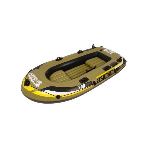 Barca Hinchable Fishman 300