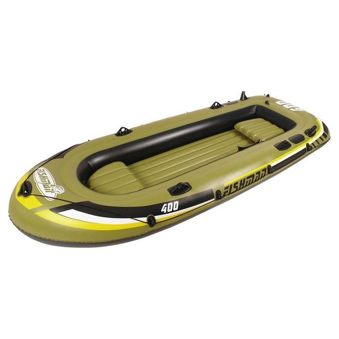 Barca Hinchable Fishman 400 Set