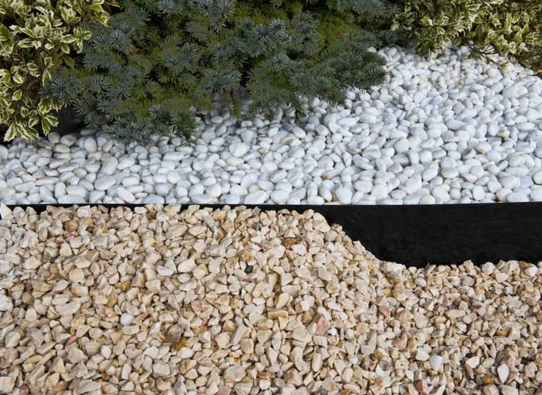 Bordura flexible de jardín