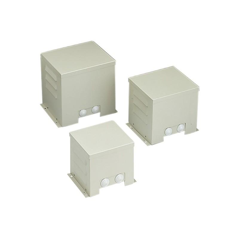 Caja de protección para transformador