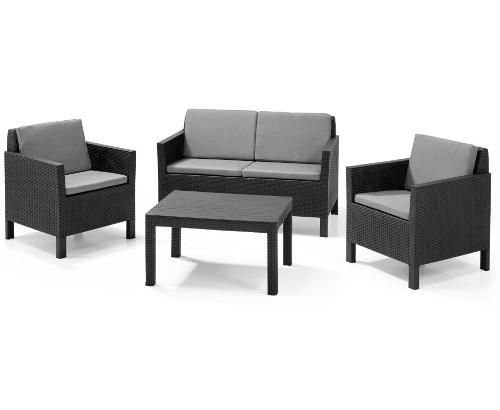 Muebles de jardín Chicago Lounge Set