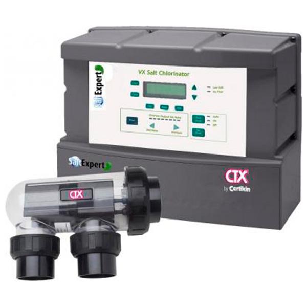 Clorador Certikin Salt Expert VX 45 g Cl/h 150 m3