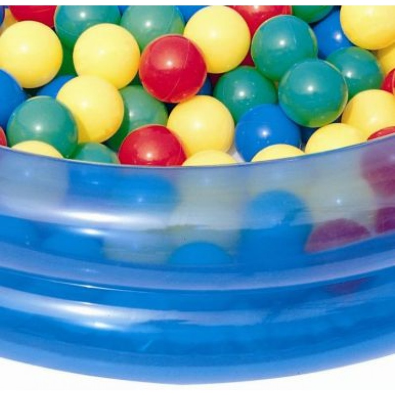 Piscina de bolas bestway 91 x 20 cm outlet piscinas for Piscina de bolas amazon