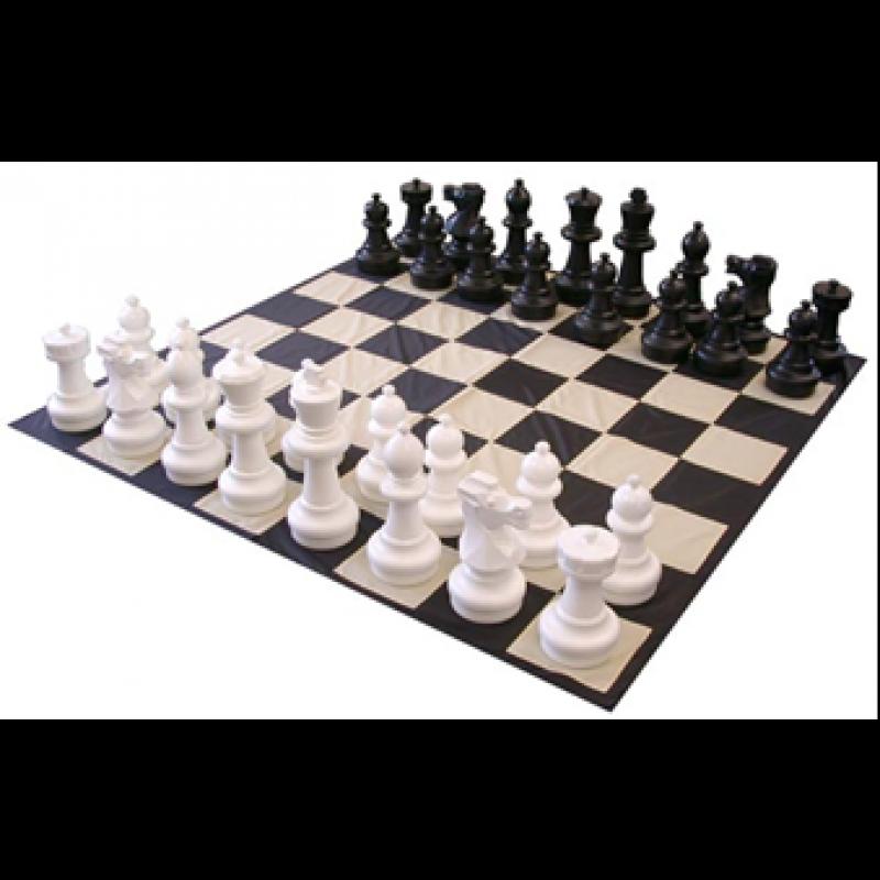 ajedrez gigante para jard n outlet piscinas