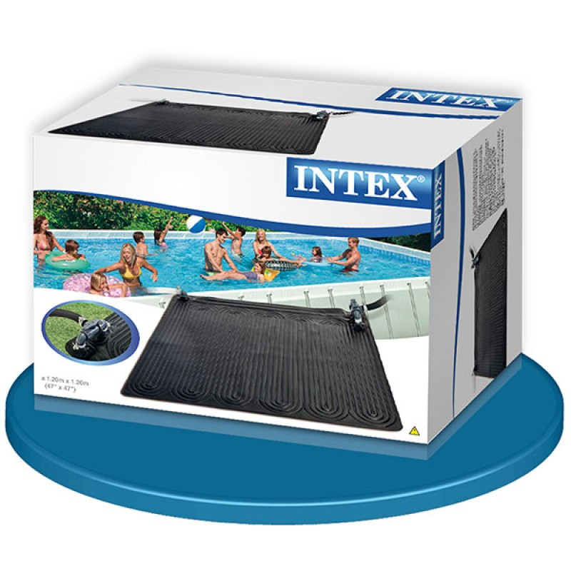 Alfombra solar para piscinas intex outlet piscinas for Oulet piscinas