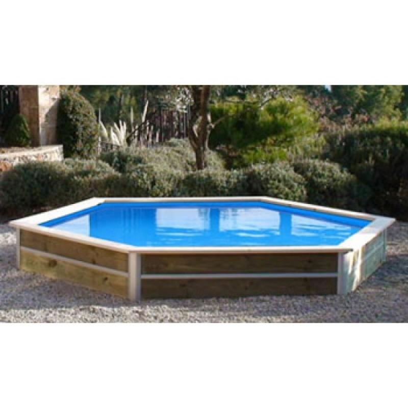 Piscina de madera water clip baby outlet piscinas - Madera para piscinas ...