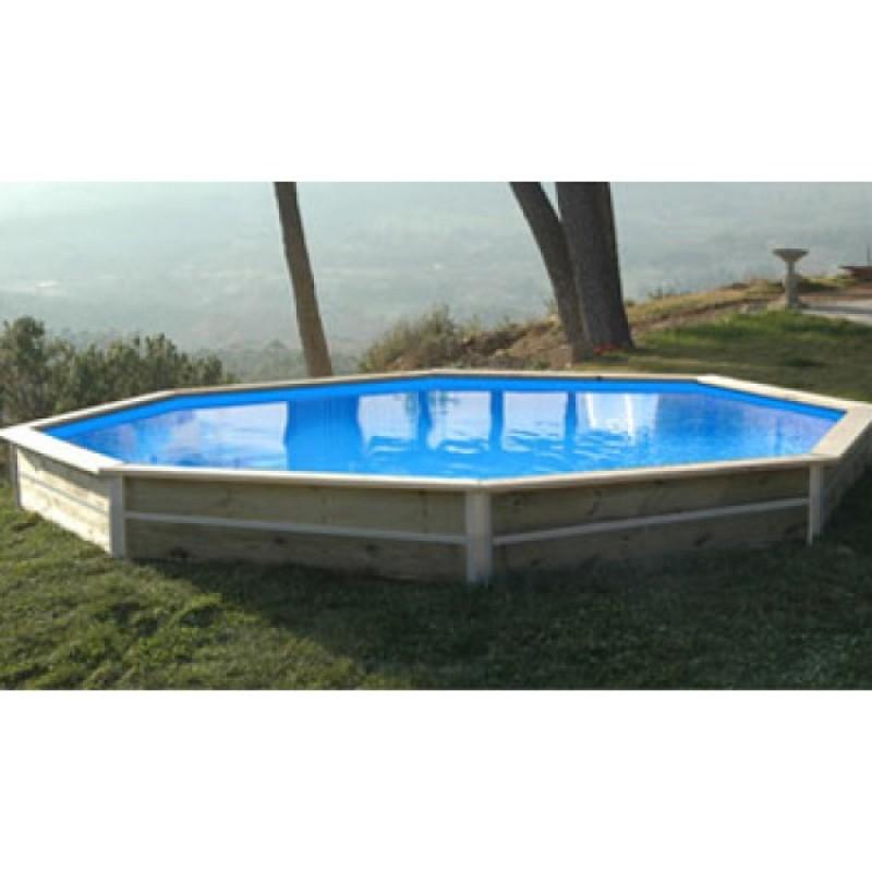 Piscina de madera water clip baby outlet piscinas for Oulet piscinas