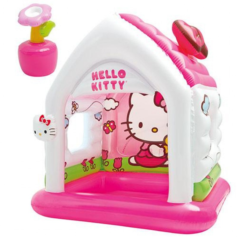 piscina hinchable hello kitty