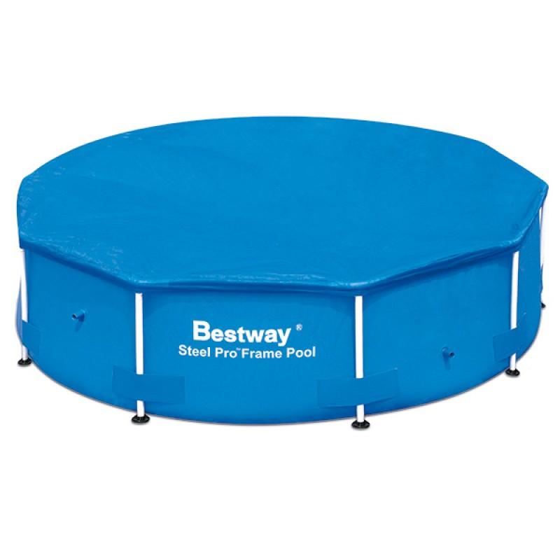 Piscina bestway steel pro 366x122 outlet piscinas for Outlet piscinas