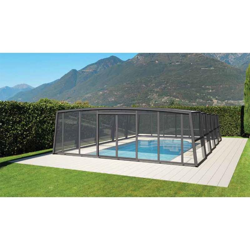 Cubierta Alta para piscinas - Outlet Piscinas