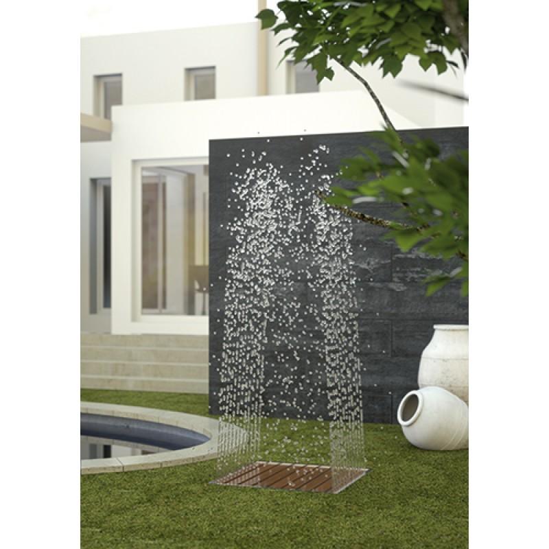 Ducha invertida imagine aqa outlet piscinas - Duchas efecto lluvia ...