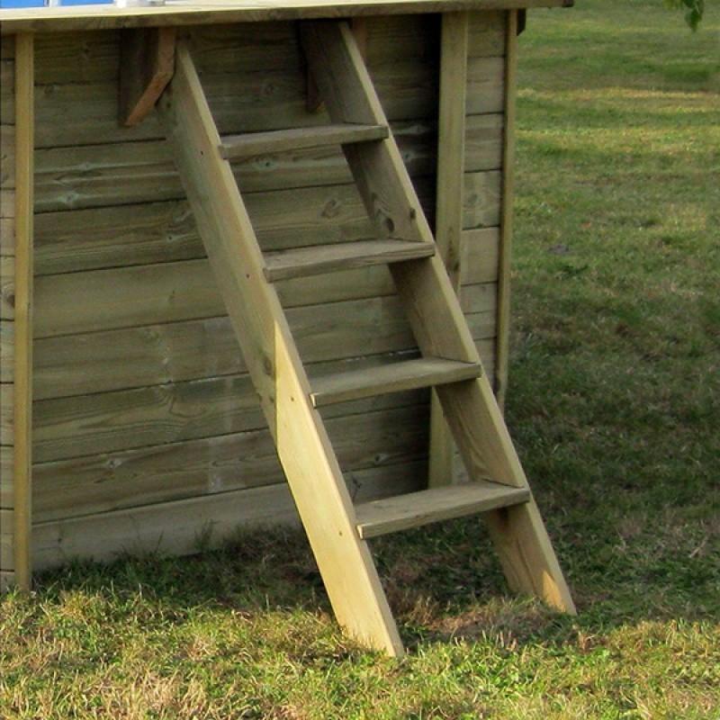 Piscina madera gre avila 786238e outlet piscinas - Piscina de madera ...