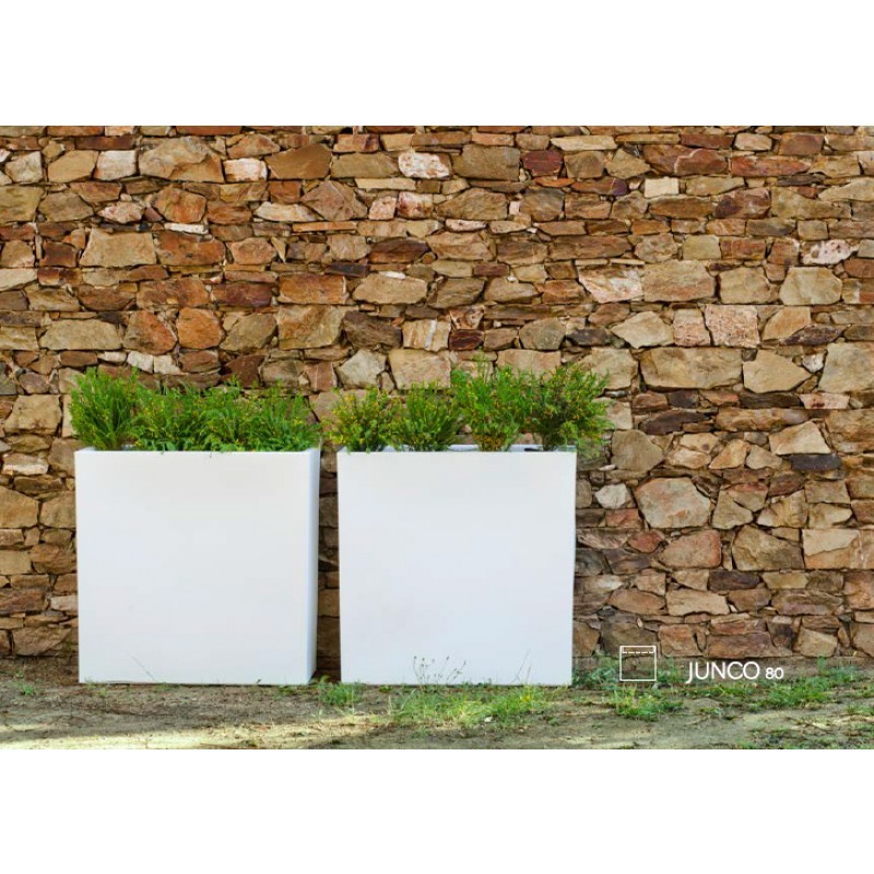 jardinera junco newgarden bronce jardinera junco newgarden blanco exterior
