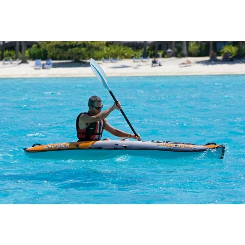 Kayak hinchable yakkair hp1 outlet piscinas for Piscina canoe