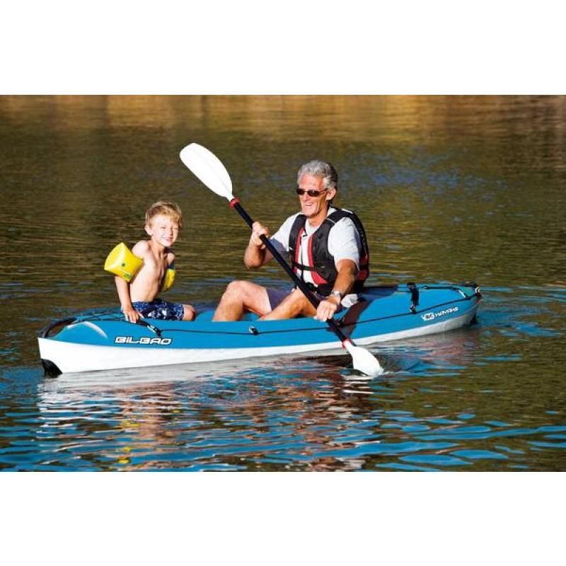 Kayak r gido bic bilbao outlet piscinas for Piscina canoe