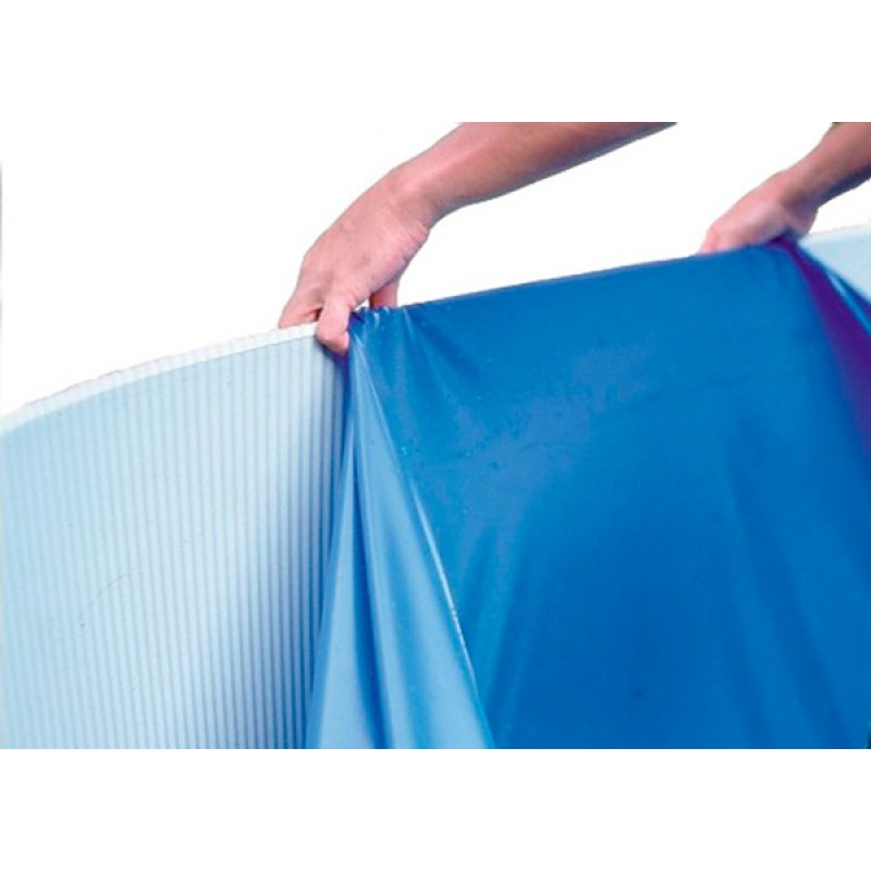 Que es el liner de una piscina simple liner liner armado for Como armar una piscina redonda