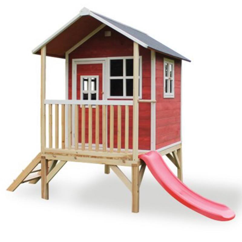 78e3f248d56 Casita para niños de madera Loft 300