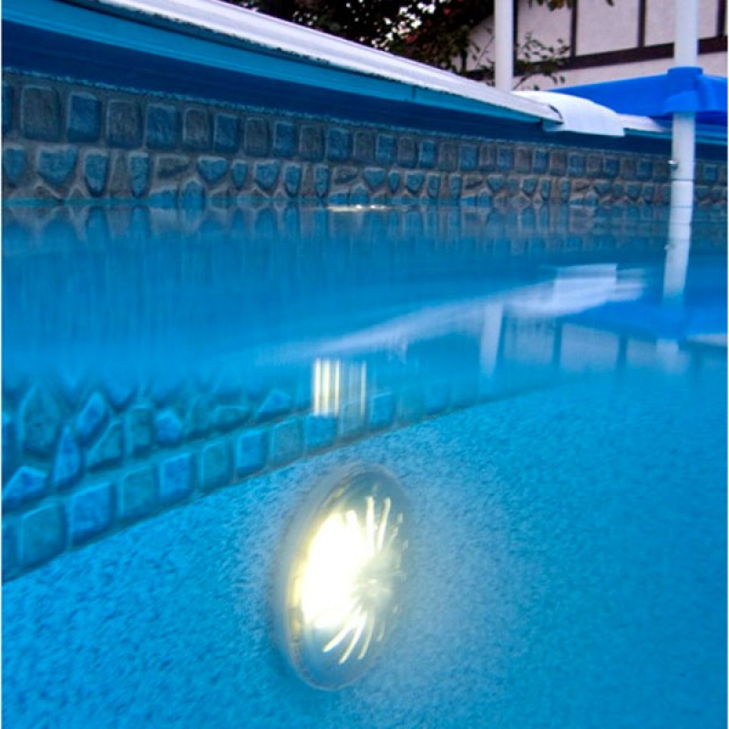 Luz led para piscinas desmontables outlet piscinas for Oulet piscinas
