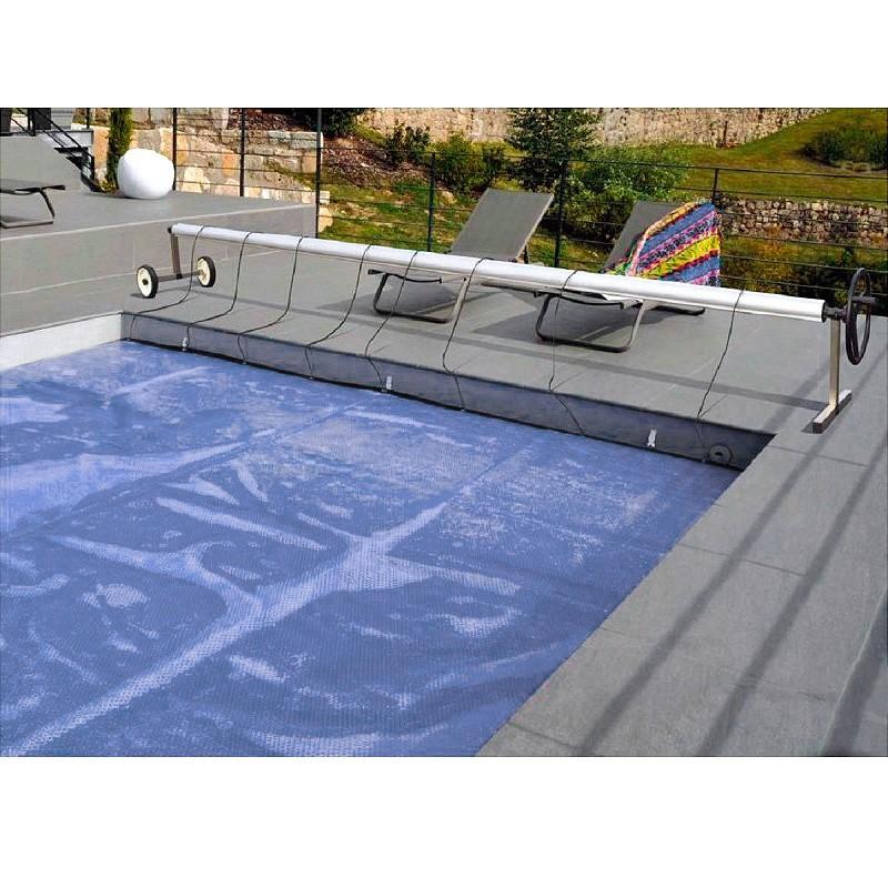 pack manta t rmica verano enrollador piscinas 8x4 m