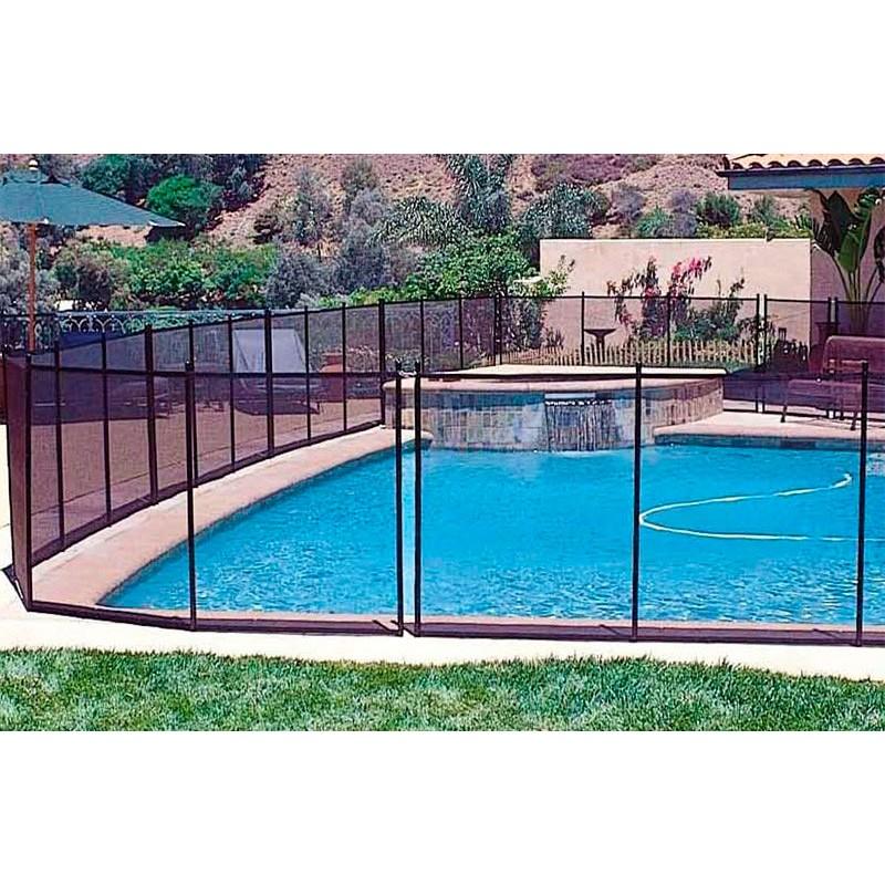 Valla de seguridad para piscinas gre outlet piscinas - Valla de seguridad ...