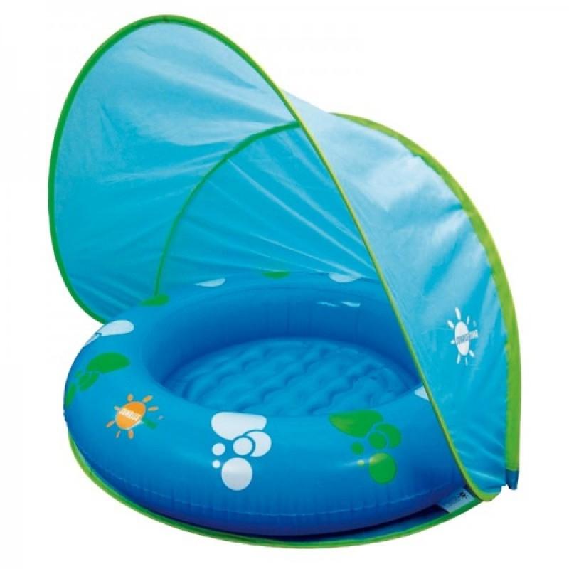 Piscina toldo para beb pl1558 outlet piscinas for Piscina hinchable bebe