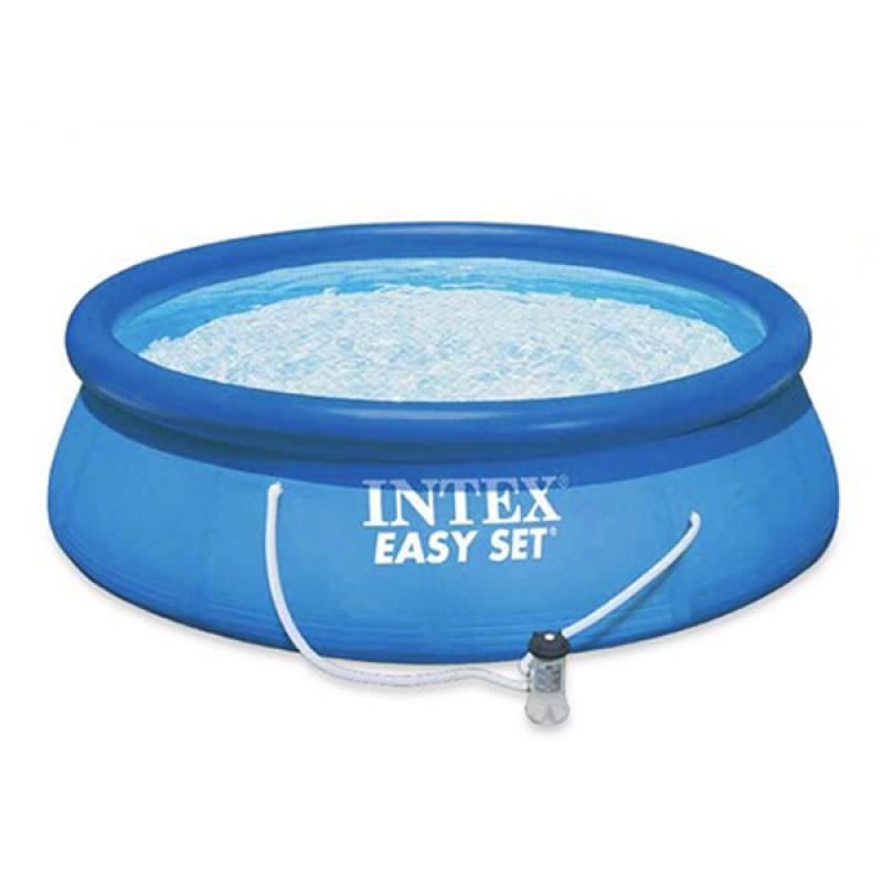 Piscina easy set intex 305x76 outlet piscinas for Piscine intex easy set