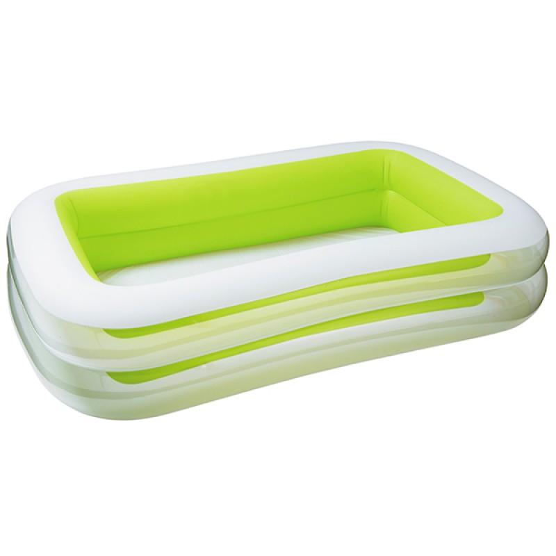 Piscina hinchable intex 262x175x56 cm outlet piscinas for Piscina hinchable bebe