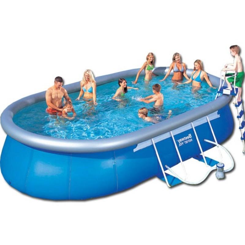 piscina hinchable tratamiento agua