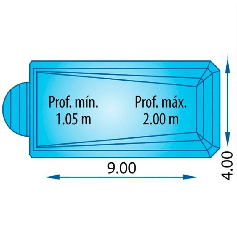 Piscinas de fibra de vidrio precios beautiful de piscinas for Piletas de fibra precios y medidas